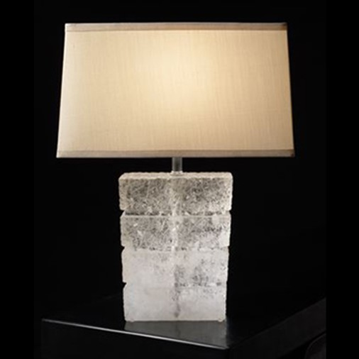 Crystal Traxx Lamp