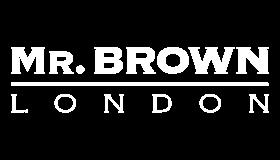 Mr. Brown London Logo