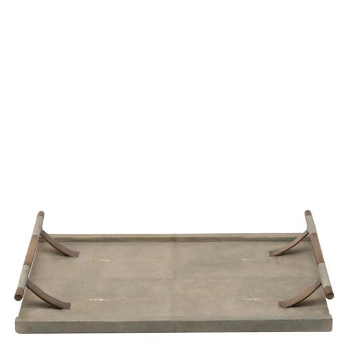 Tray Bronze Handle L
