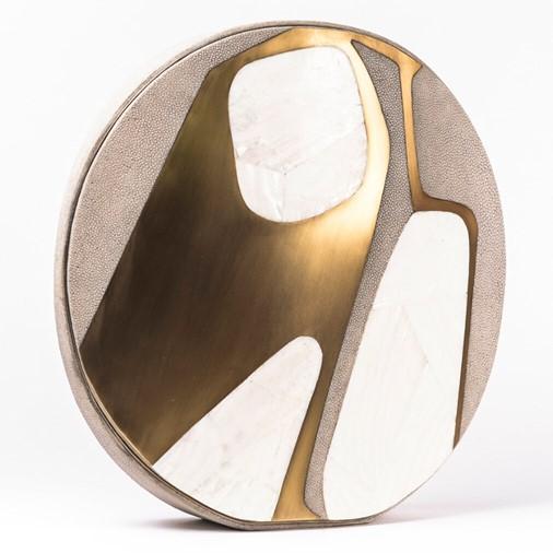Cosmos Circular Vase