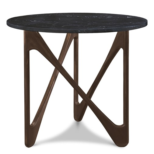 Assen Lamp Table (Marble Top)