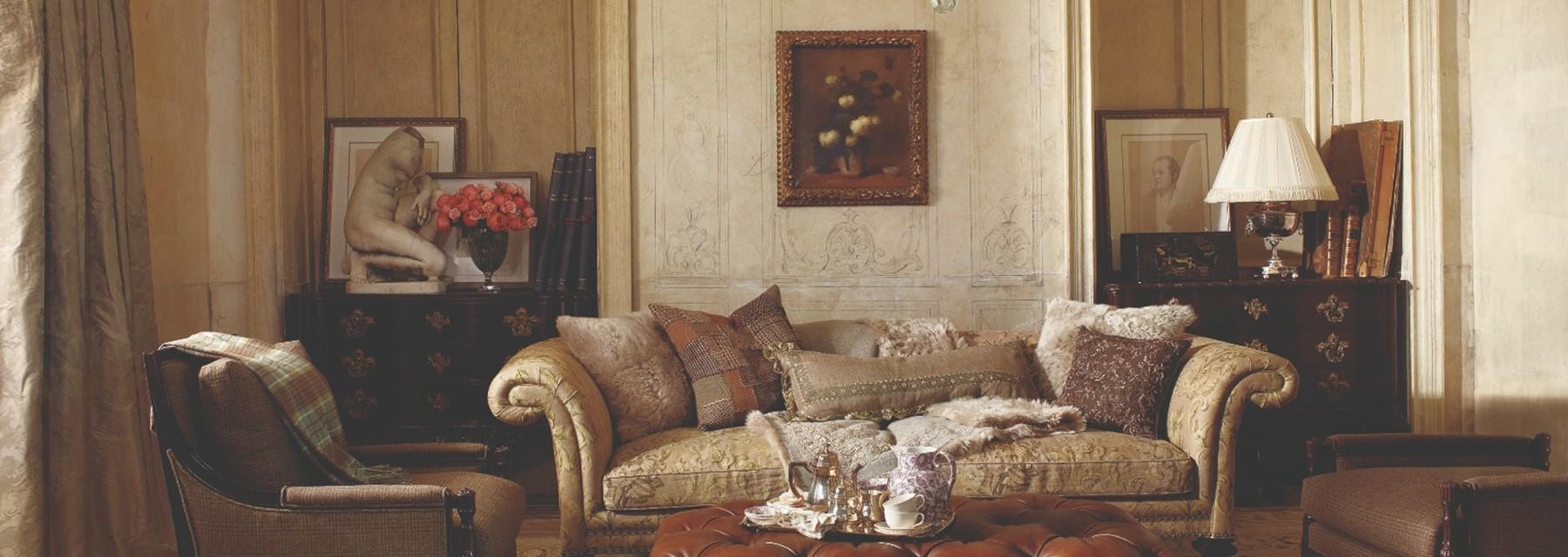 Ralph Lauren Furniture Hero