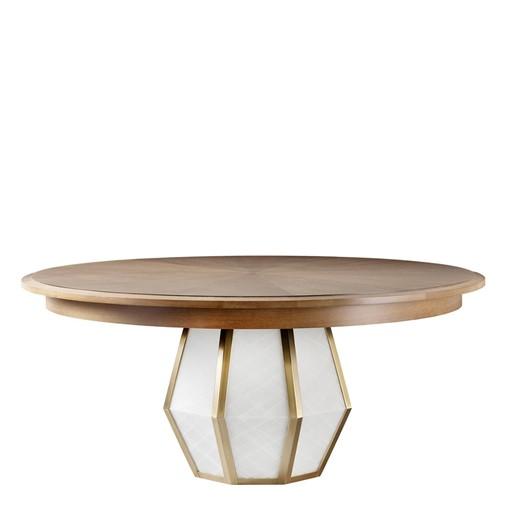 Bezel Dining Table