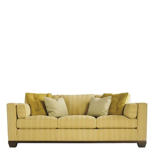 Reeded Base Sofa