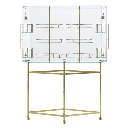 Float Bar Cabinet