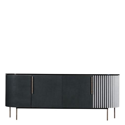 Plisse Low Cabinet