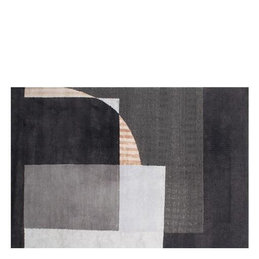 Borderland Rug (Brown/Grey)