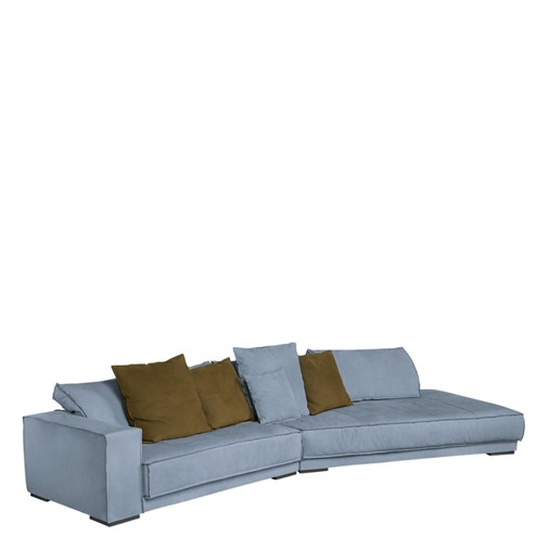 Budapest Soft Sectional Sofa