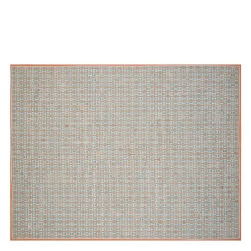 Modern Flat-Weave Rug (M357)