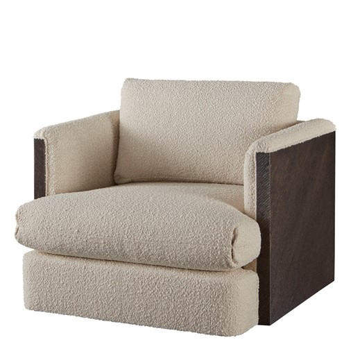Combed Lounge Chair