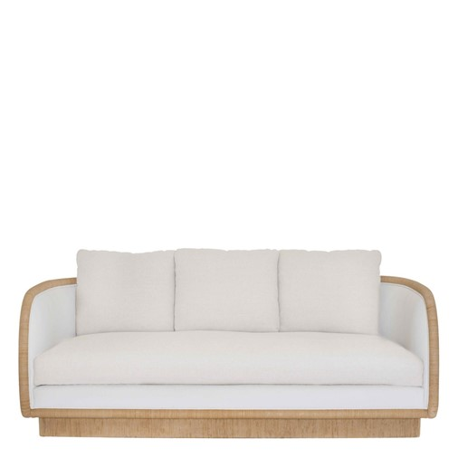 Coastal Upholstered Sofa