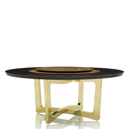 Theodora Tournante Dining Table