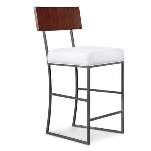 Bolier Upholstery Bar Stool