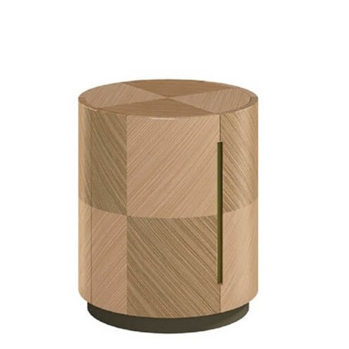 Inversion Spiral Side Table Low