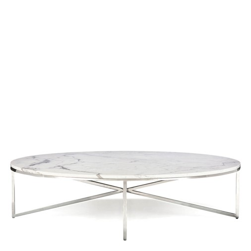 Domicile Cocktail Table Marble Top