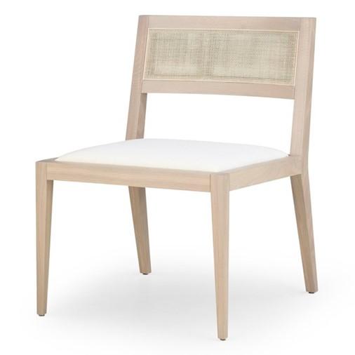Domicile Cane Back Dining Side Chair