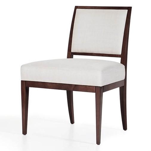 Rosenau Upholstered Back Side Chair
