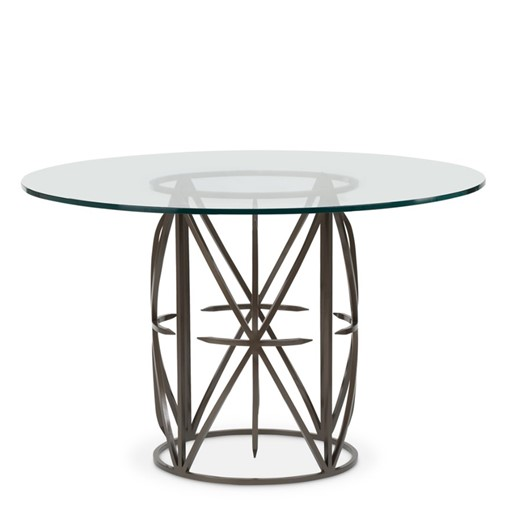Bolier Occasionals Round Dining Table
