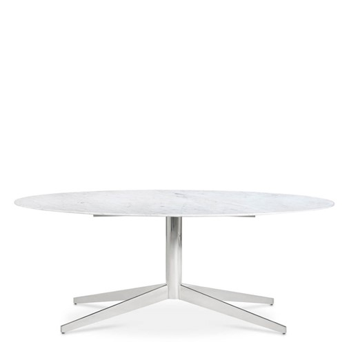 Domicile Dining Table Marble Top