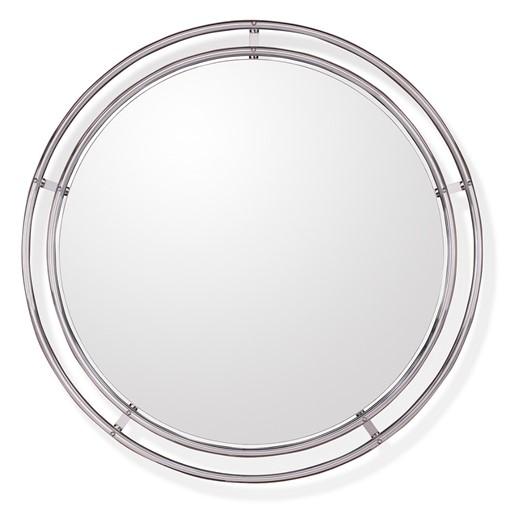 Tubular Steel Bauhaus Mirror