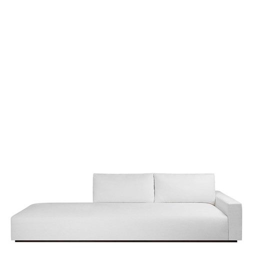 Le Mans Sofa 3 Pl with Chaise Longue with Right Arm
