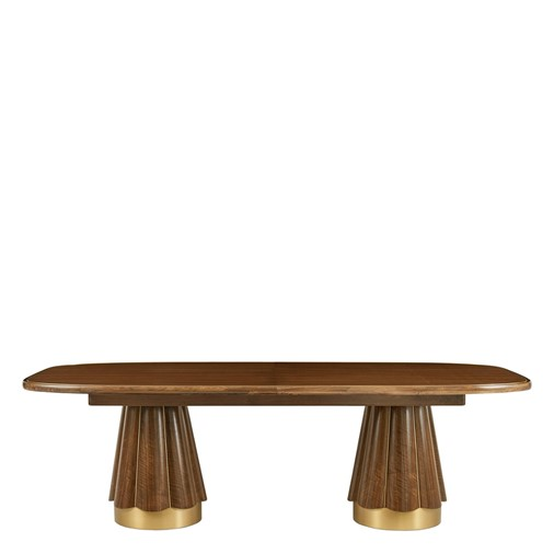 Peplum Dining Table