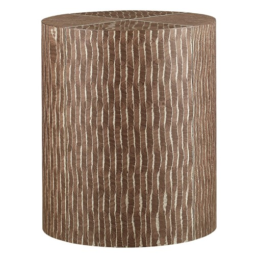 Cylindrical Side Table