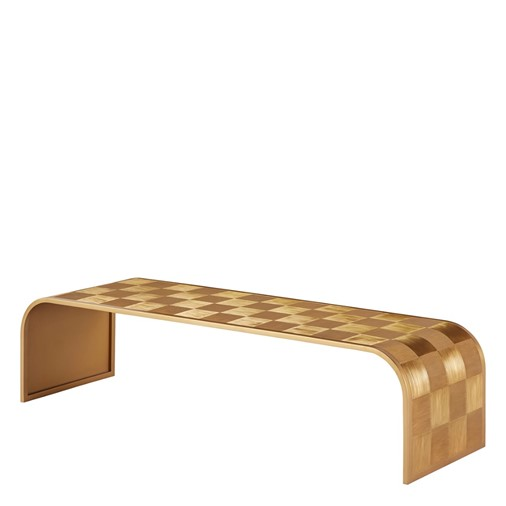 Weave Rectangle Cocktail Table