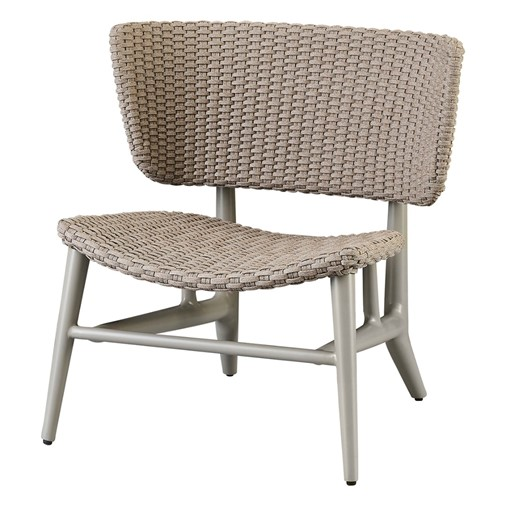 Bow Outdoor Lounge Chair