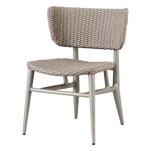 Bow Outdoor Dining Chair