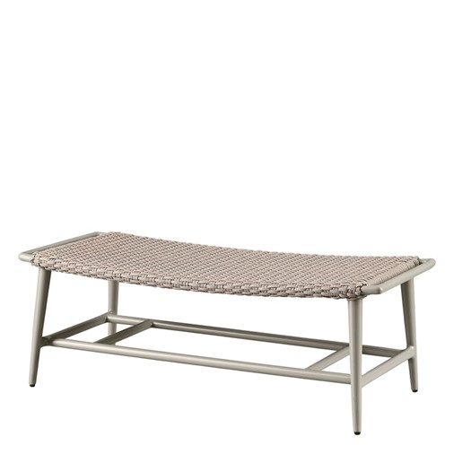Bow Outdoor Bench