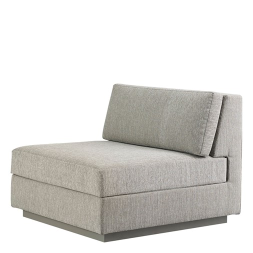 Catalina Outdoor Armless Chair